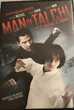 Man Of Tai Chi (DVD, 2013) Keanu Reeves Tiger Chen