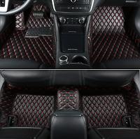 Car floor mats for BMW F10 F15 F16 F20 F25 F30 F34 E60 E70 E90 1 3 4 5 7 Ser