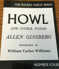 Howl and Other Poems (City Lights Pocket Poets, Number Four)