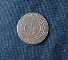 Munt België: 1 F Gent 1919 (Zeldzaam)