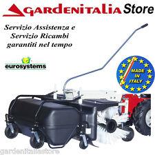 Spazzola cm 88 con raccoglitori - Accessorio Serie MNF - Eurosystems