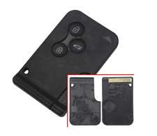 Fits Renault Clio Megane Scenic Grand Scenic 3 Button Key Card Shell Case