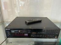 Sony CDP-991 CD Player inc. original Fernbedienung