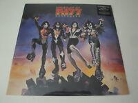 Kiss: Destroyer Vinyl LP (Quality Records Pressung, USA)