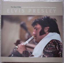 ELVIS PRESLEY 'The Way it Was' FTD hardback book / CD package 2001. Near mint
