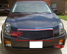 For 03-07 Cadillac CTS Black Mesh Grille Insert