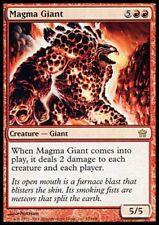 MTG 1x MAGMA GIANT - Fifth Dawn *Rare FOIL NM*