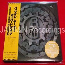 BACHMAN TURNER OVERDRIVE - BTO - Self Titled - JAPAN MINI LP SHM - CD