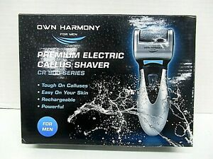 Own Harmony Electric Callus Remover & Rechargeable Pedicure Tools For Men