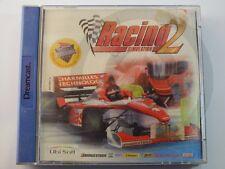 !!! SEGA DREAMCAST SPIEL Racing Simulation 2, gebraucht aber GUT !!!