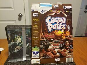 2016 Kelloggs Cocoa Puffs Box And Promo Comic