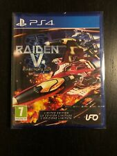Raiden V Director's Cut Limited Edition PS4 (UK PAL)