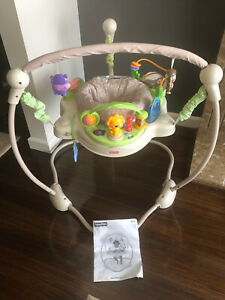 Fisher-Price Jumperoo, Very Good Condition