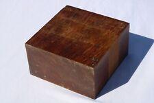 Greenheart Ipe Turning Bowl Knife Cue Exotic Call Blank Craft Lathe Wood Lumber