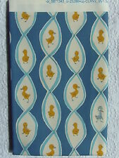 RARE OOP Heather Ross Spoonflower BLUE UGLY DUCKLING *VHTF Exclusive*