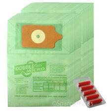 10 x Vacuum Bag Paper Bags for Numatic Henry Hetty George James Hoover + 5 Fresh