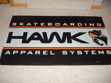 "TONY HAWK APPAREL SYSTEMS 36"" x 60"" OLD SCHOOL GROMMETS VINYL"