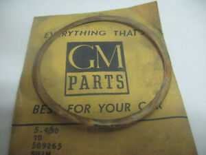 1947-1956 PONTIAC OLDSMOBILE DIFFERENTIAL PINION BEARING SHIM .004 GM 509265 NOS