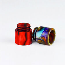 810 colorful Resin Drip Tips Mouthpieaces Cap For TFV8/TFV12 Cloud Beast Hot