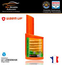WARM UP PETROL FLUSH Nettoyant Injecteurs Essence Préventif 300ml
