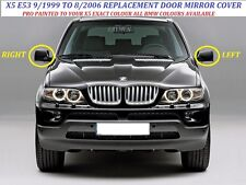 BMW X5 E53  Wing Mirror Cover RIGHT PAINTED ANY BMW COLOUR 9/1999 TO 8/2006