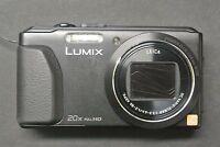 Panasonic Lumix DMC-ZS30 (Lumix DMC-TZ40) 18.1MP 3'' Screen Digital Camera BLACK