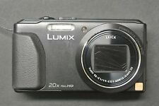 Panasonic Lumix DMC-ZS30 (Lumix DMC-TZ40) 18.1MP 3'' Screen Digital Camera BLACK