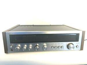 Vintage Kenwood KR-2400 AM-FM Stereo Tuner Amplifier Receiver Tested