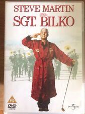 Steve Martin Dan Aykroyd Chris Roca SGT BILKO Sargento Militar Comedia DVD