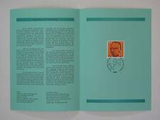 (00j38) Bund Erinnerungsblatt 2000 mit ESST Mi.Nr. 2135 Adolph Kolping
