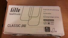 LILLE HEALTHCARE CLASSIC Pad Mini x 28. Straight pads with plastic backing.
