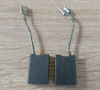 2 Kohlebürsten für Bosch 1607014171 ca: 6,3x16x22  PWS GWS 18 19 20 21 180 230