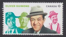 Canada 2014 - #2772d Great Canadian Comedians (Guimond) - MNH