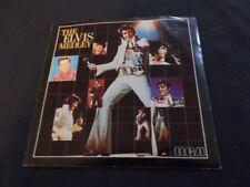 "ELVIS PRESLEY The Elvis Medley 45 RPM 7"" Picture Sleeve (VG++)"