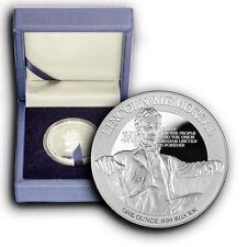 2015 Lincoln Memorial Monument NIUE 1 oz Proof Silver Coin With Box & COA