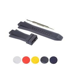 13x29mm Silicone Rubber Watch Strap Band Fits For Michael Kors W/ Tool