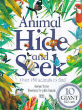 Animals Hardback Picture Books for Children in English