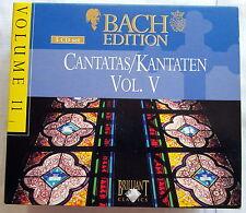 5 CD-Set-Bach Edition 19-Cantatas/Kantaten vol. x