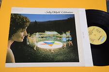 SALLY OLDFIELD LP CELEBRATION ORIG GERMANY 1980 ANCIENNE AVEC INNER TESTI
