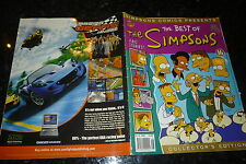 THE BEST OF THE SIMPSONS - Vol 1 - No 16 - Date 2005 - Bongo Comics
