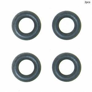 For Honda Civic  Mazda 3 Upper Set of 2 Fuel Injector O-Ring Kit Fel-Pro ES70599