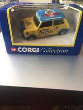 Corgi Toys No 04405 RAC Rally Mini, Corgi 40th Anniversary  MIB