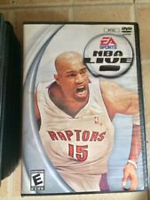 PS2 DVD GAMES -used- NBA LIVE 2004