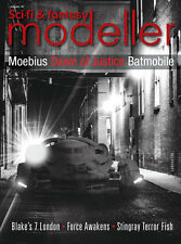 SCI-FI & Fantasy Modeller Vol 41 Space 1999 Dawn of Justice Batmobile Star Wars