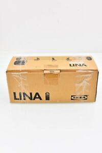 IKEA Lighting LINA Suspended Halogen Lamp Light Industrial track NEW OPENED BOX