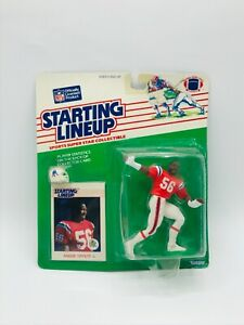 Andre Tippett 1988 Kenner Starting Lineup New England Patriots NFL Football