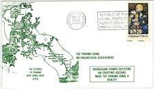 Panama Canama Zone 1980 Air Force Military Postal Service Slogan 34002