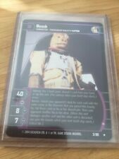 Star Wars TCG - Rogues and Scoundrels - R&S - Rare - Bossk - #3/105