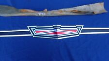 1970 Ford Fairlane, Torino center grille moulding, NOS! D0OZ-8418-A