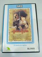 El Maestro de Esgrima Pedro Olea Arturo Perez Reverte DVD Español Region 2 - 3T